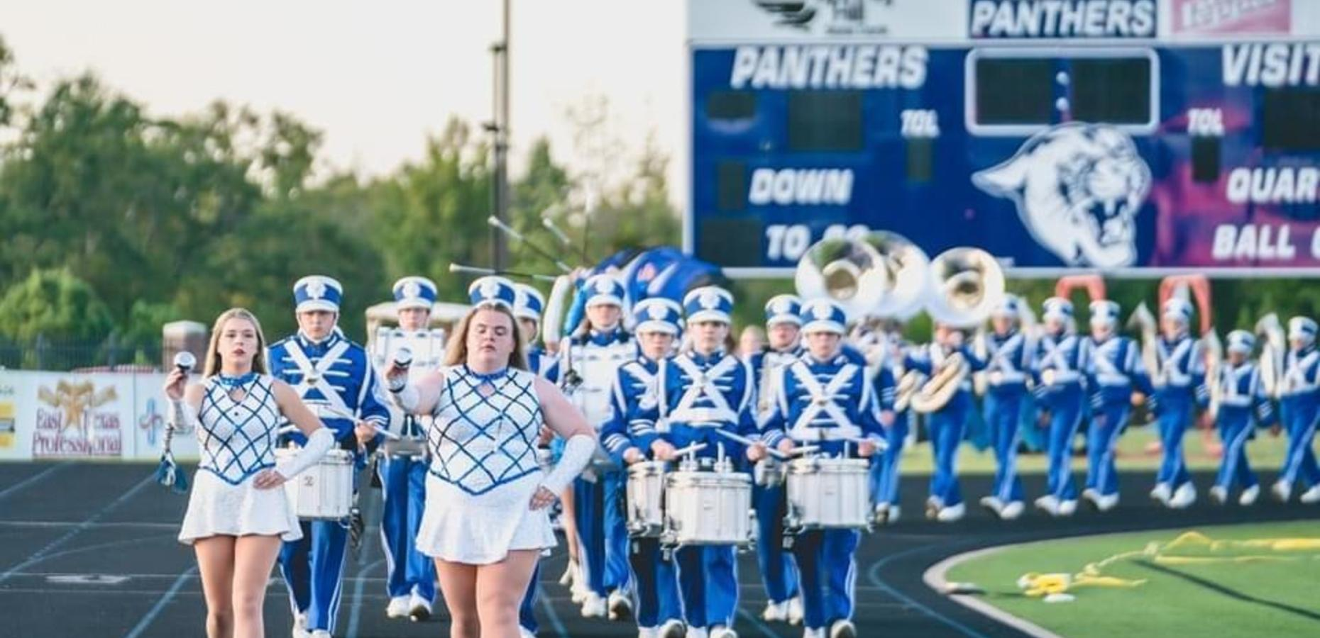 Spring Hill band
