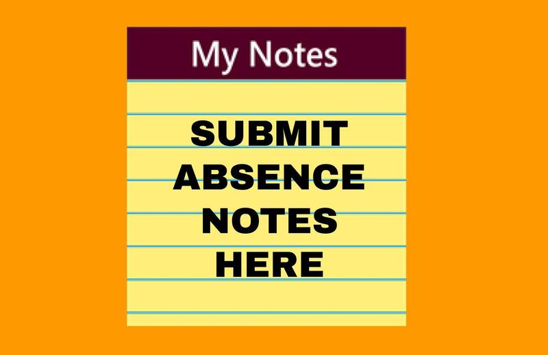 Absent Note Featured Photo