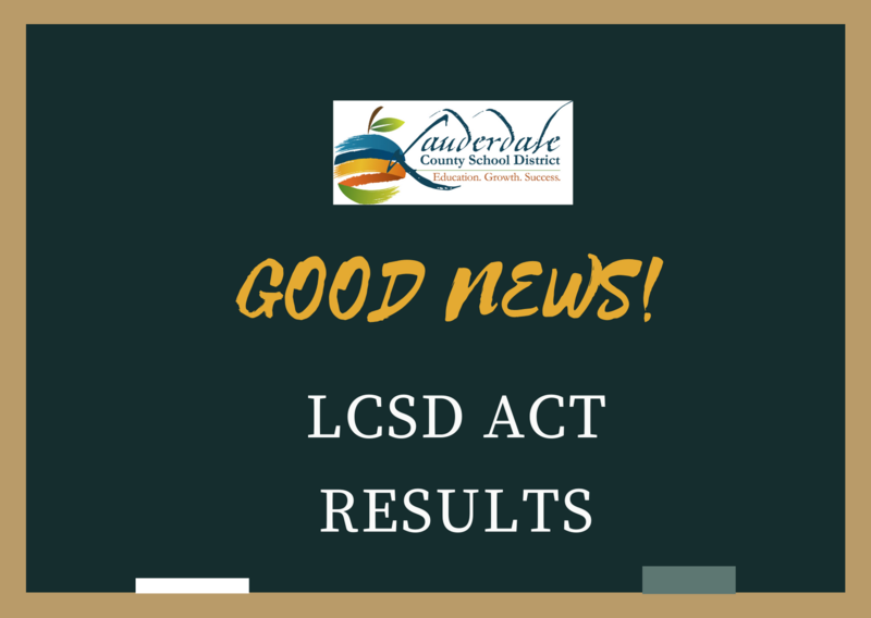 LCSD ACT Graphic