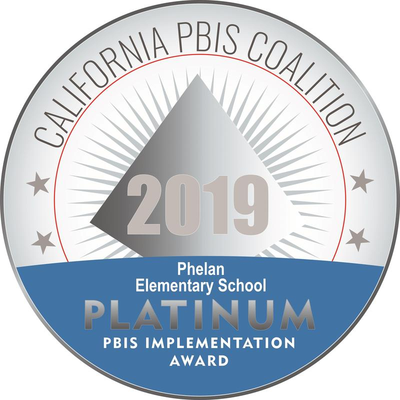 3rd Year in a Row - We are PBIS Platinum Featured Photo
