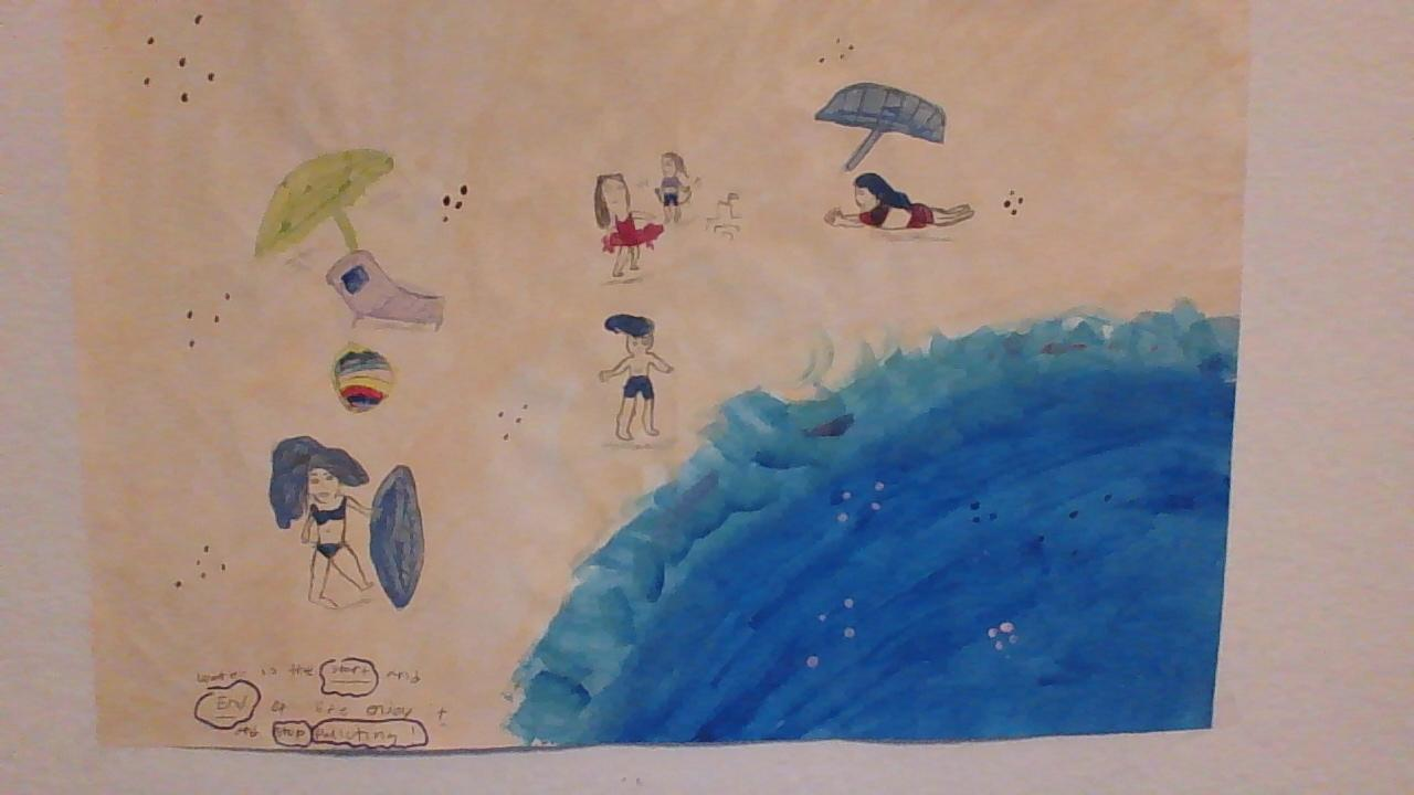 Art by Golden Springs Student - 3rd - 5th