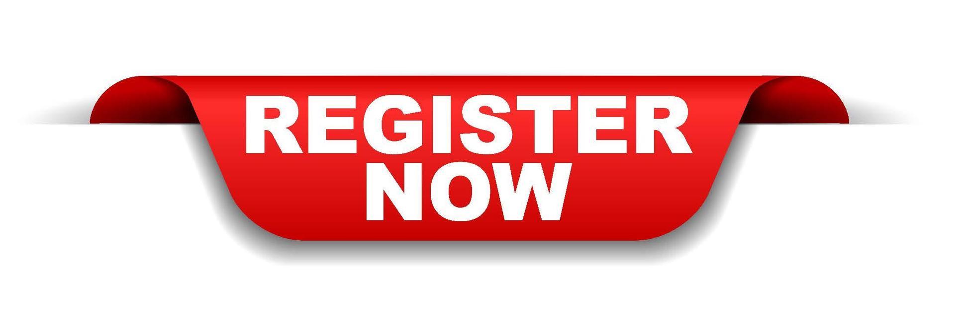 Register Now!!!