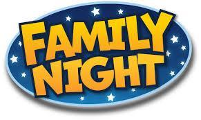 sign family night