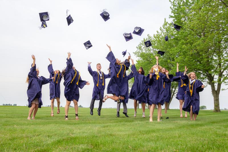 Senior Graduation Day Thumbnail Image