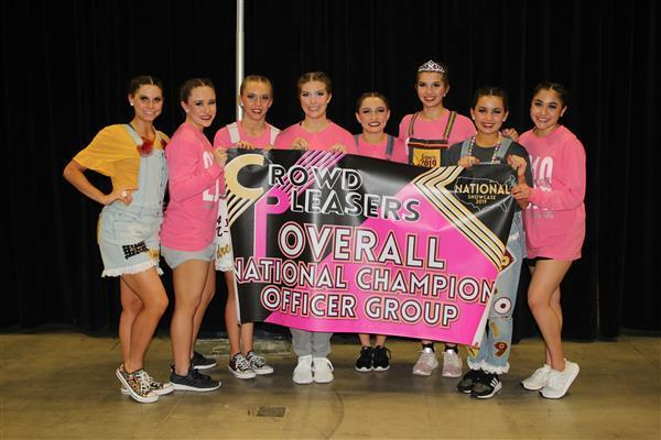 Deer Escorts return from nationals with multiple titles and awards