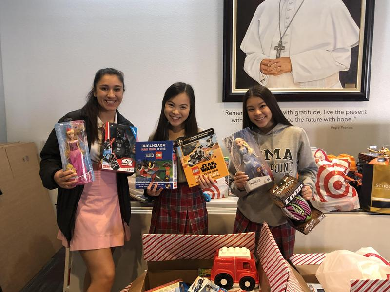 Christmas Outreach! Featured Photo