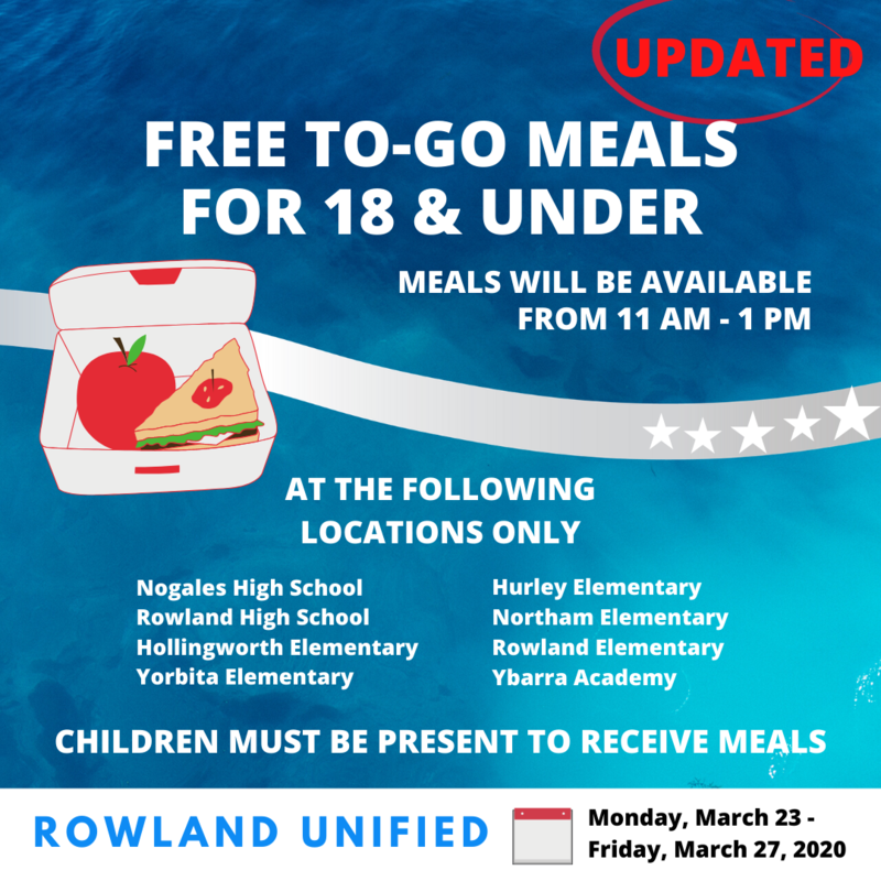free meals to go