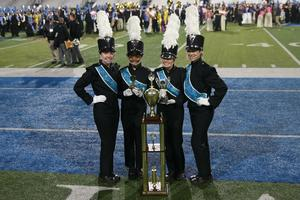 siegel high marching band
