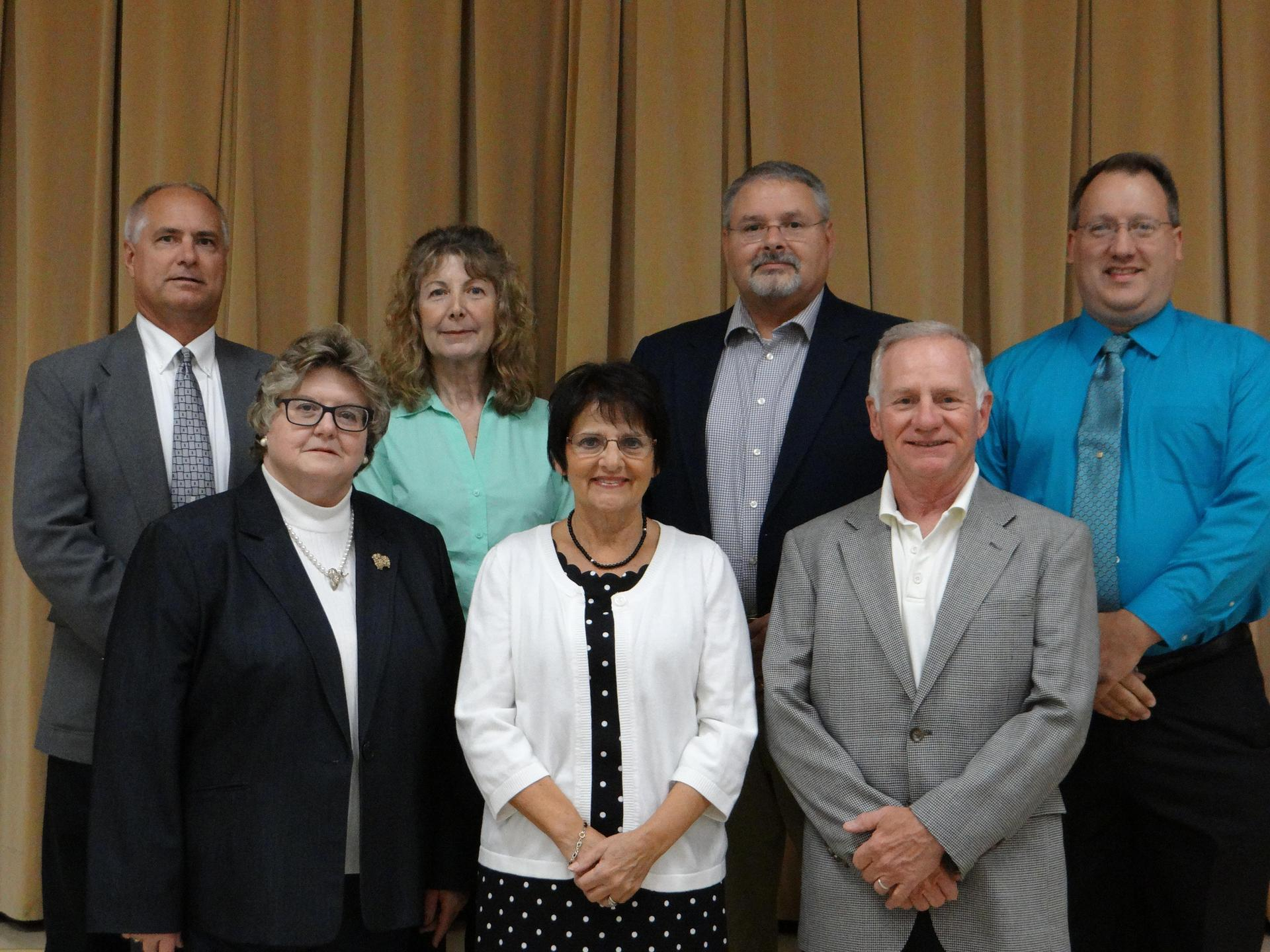 2018 Penns Valley Education Board photo