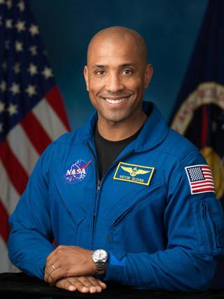 Astronaut Victor J. Glover