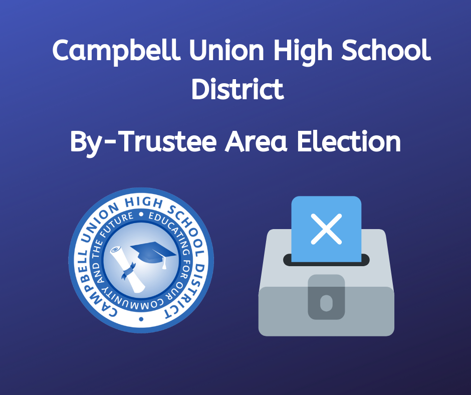 Campbell Union High School District By-Trustee Area Election