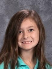 Aubrey Lake, 3rd Grade