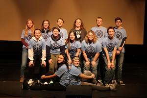 SADD chapter group photo
