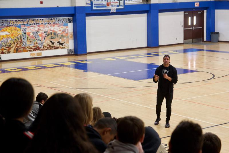 Teen Truth Speaker Shares Challenges, Hope Featured Photo