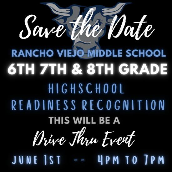 High School Readiness!
