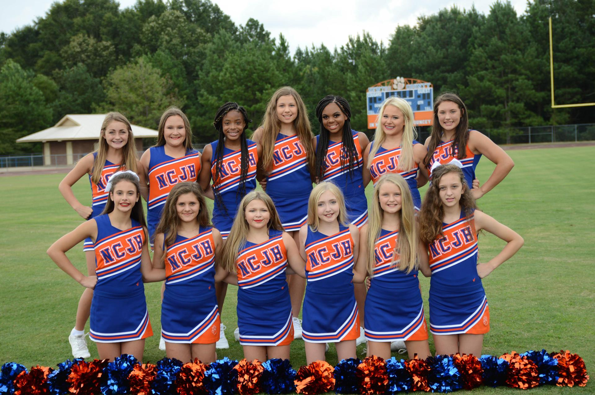 NCJH Cheer Picture