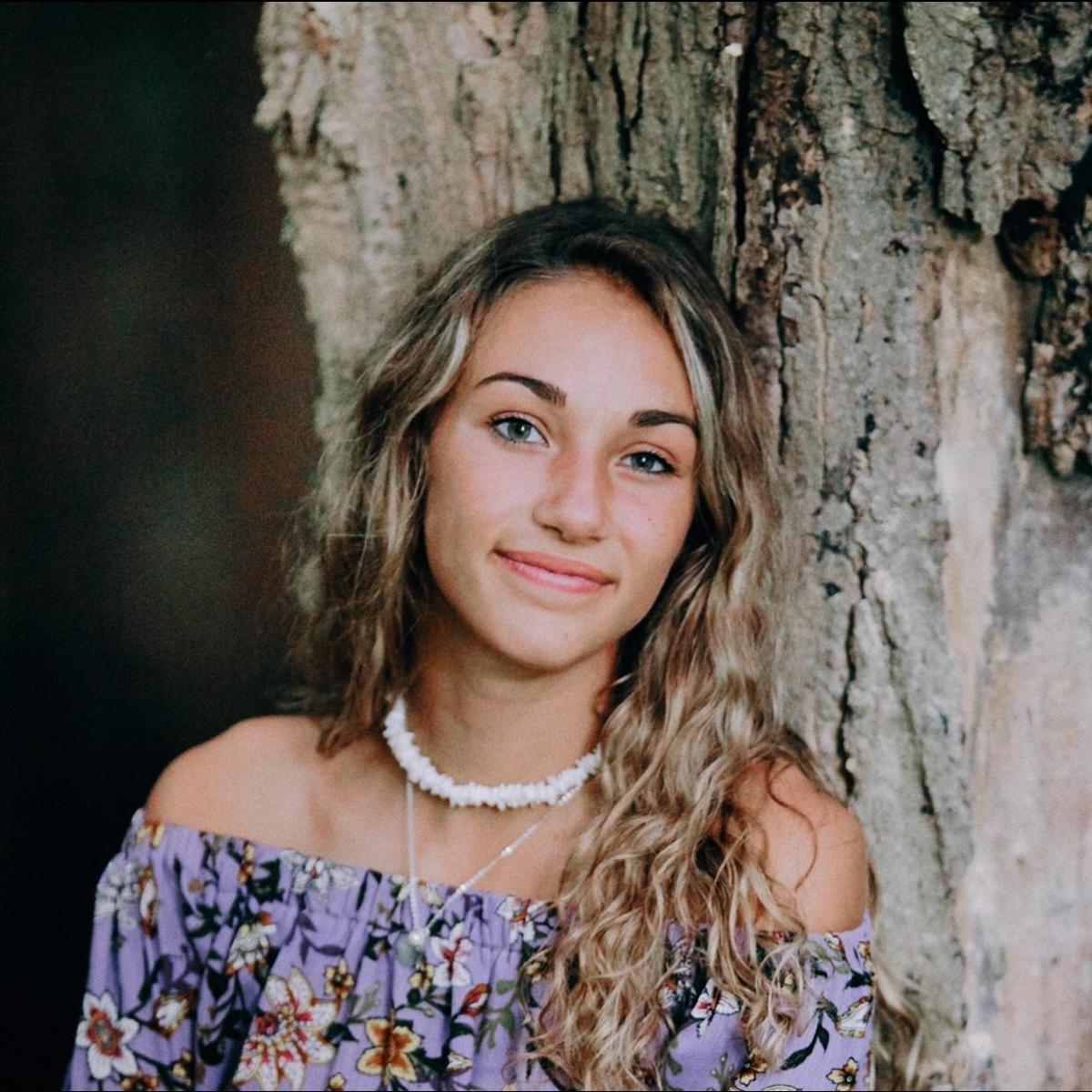 Portrait of Abby