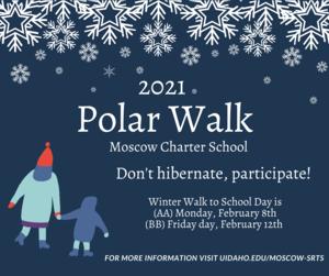Polar Walk Flyer