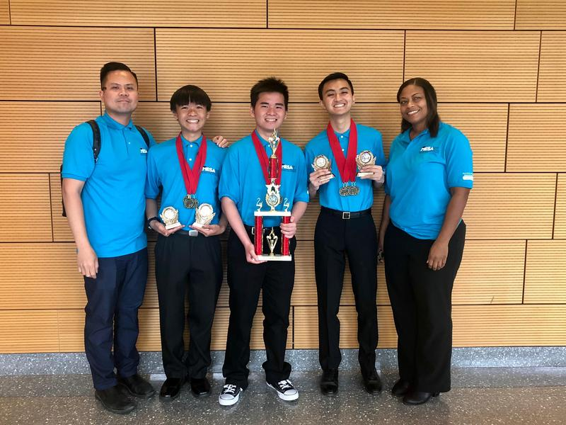BGHS STEM takes 2nd in the Nation!! Thumbnail Image