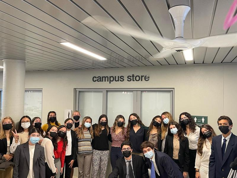 Model United Nations Club Featured Photo