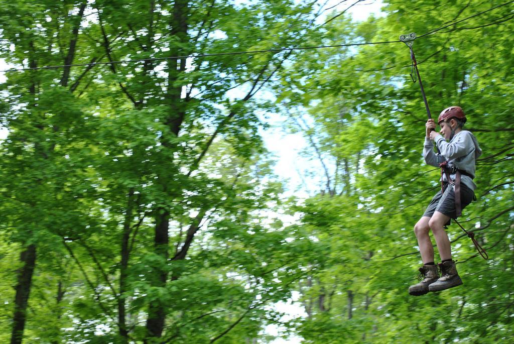 Camp Zip Line