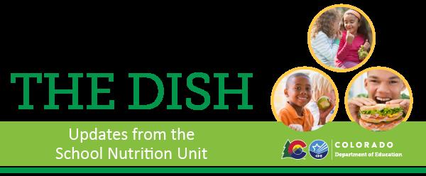 CDE - The Dish Logo