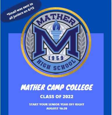 Mather Camp College Sign-up Featured Photo