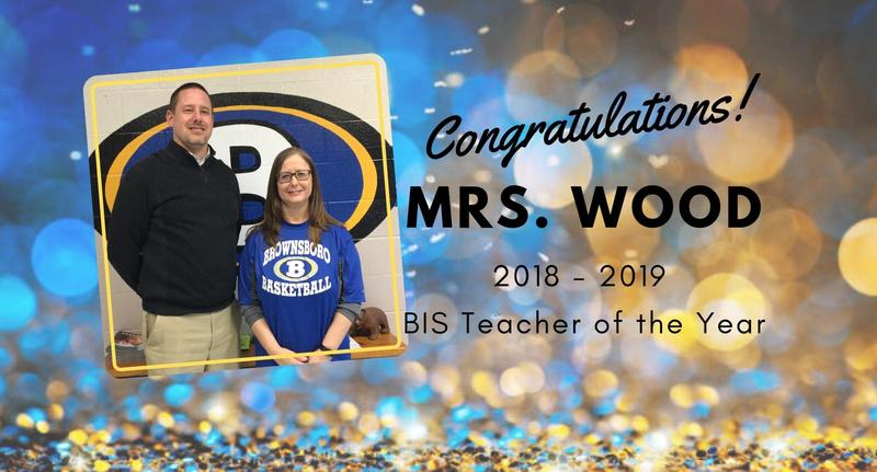 Teacher of the Year Featured Photo