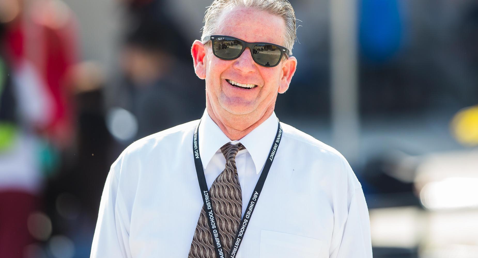 Mr. Walker, principal