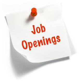 Job Opening Featured Photo