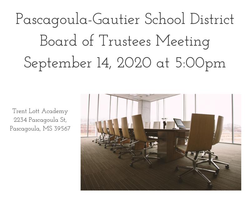 PGSD Board Meeting