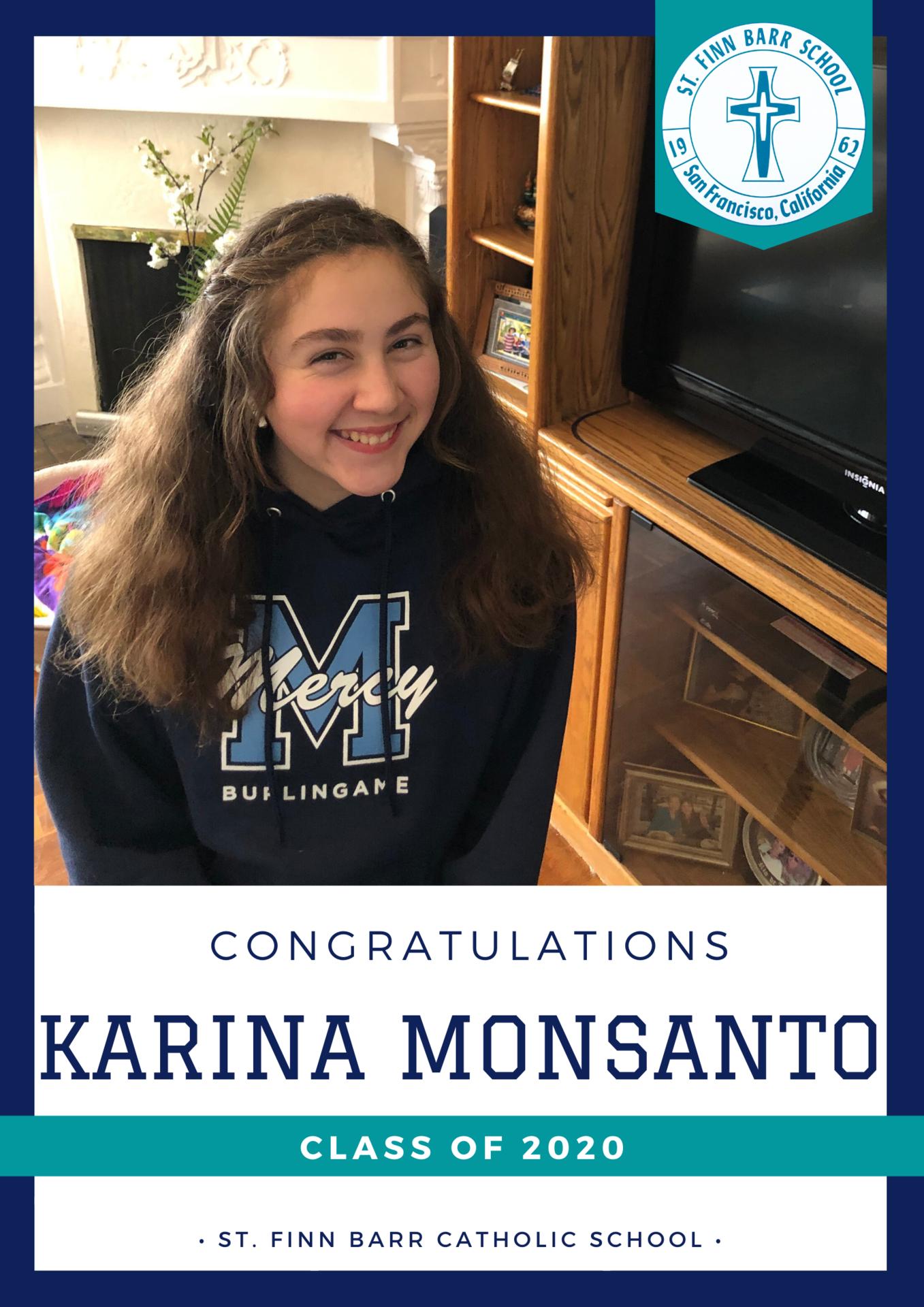 Karina Monsanto Spotlight