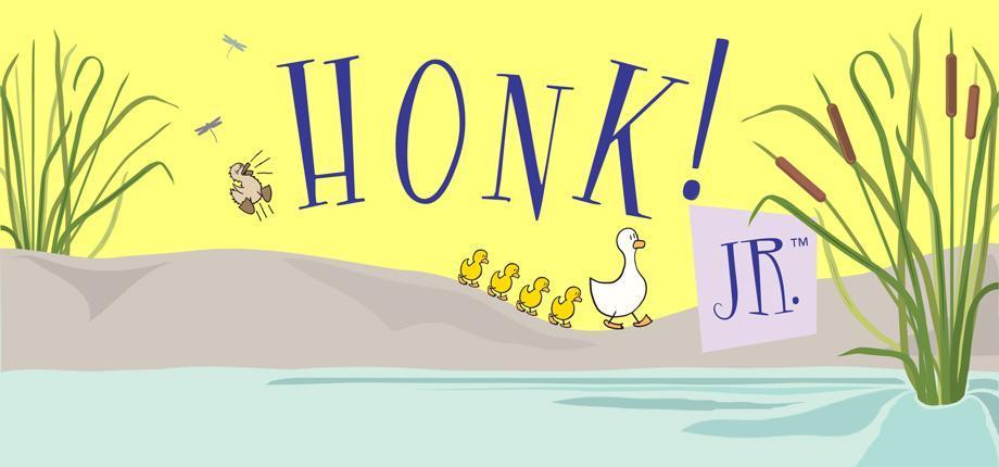 Honk JR Banner