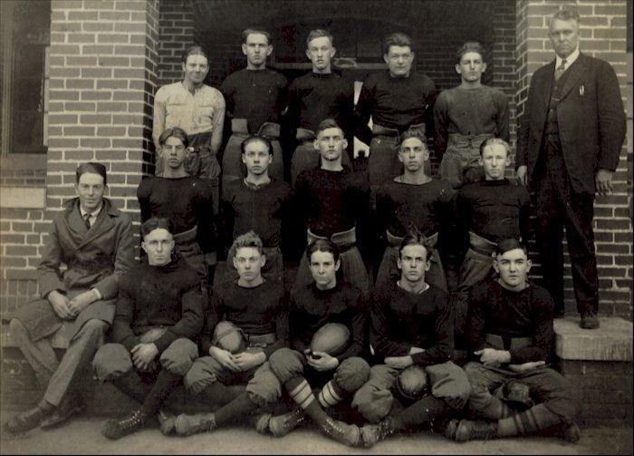 1923 Redskins