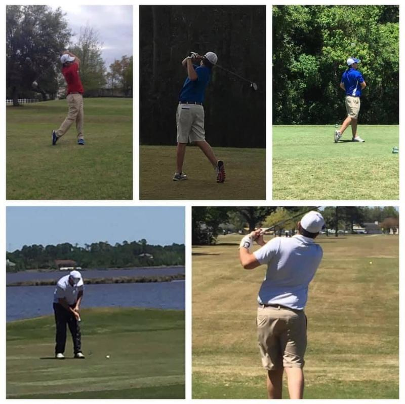 Golf Team Headed to State Championships
