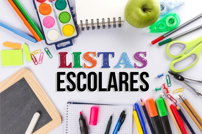 LISTAS ESCOLARES 2019-2020 Featured Photo