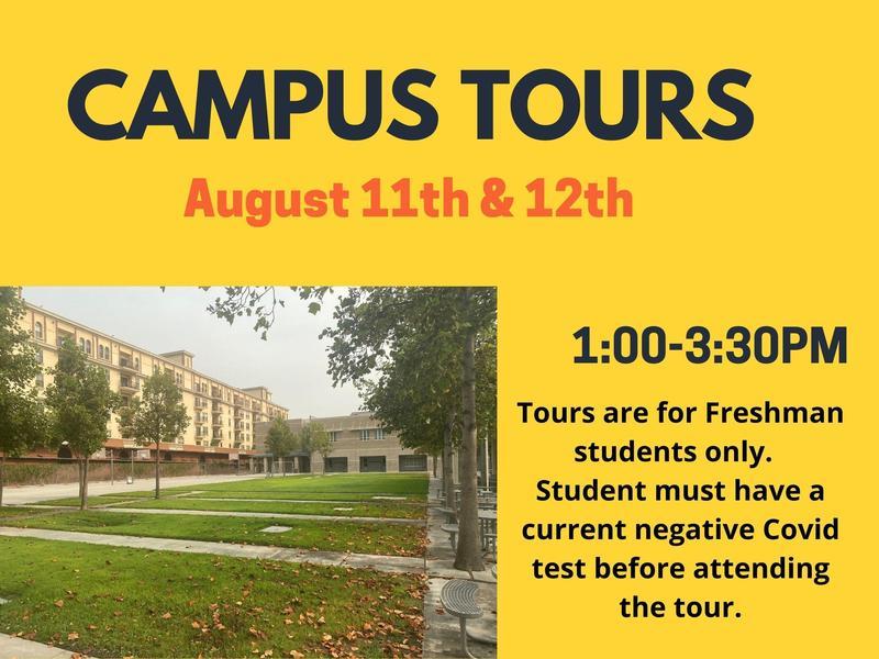 Campus tour pic