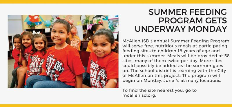 Summer feeding program kids