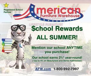 AFW Summer Rewards