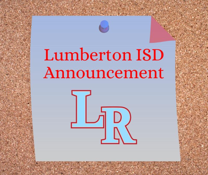 LISD Announcement