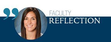 Faculty Reflection: Karen McLeod