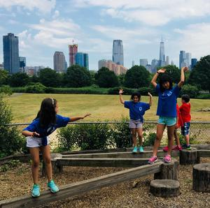 Westfield elementary students enjoy a visit to the Liberty Science Center as part of the ELL Summer Experience, a weeklong summer program that provides meaningful enrichment activities for students to continue their English language acquisition.