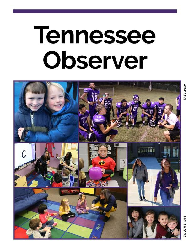Tennessee Observer Fall 2019