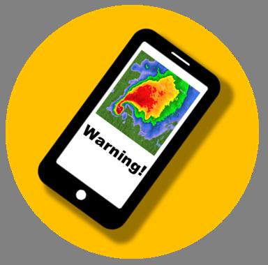 Weather Alert Phone