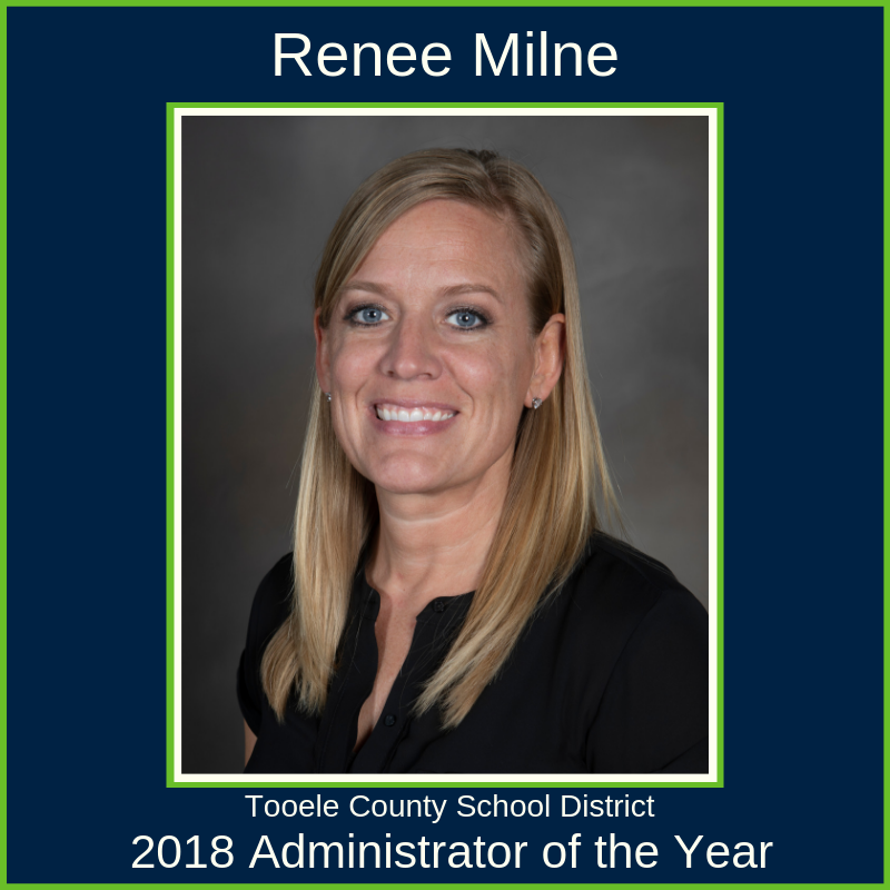 A look back at the 2018 Administrator of the Year Thumbnail Image