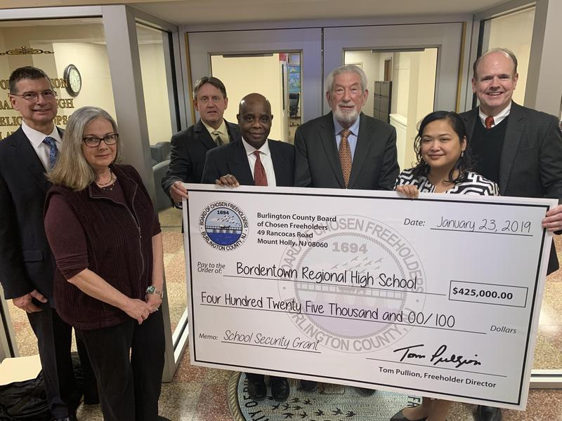 BRHS Awarded Security Grant Featured Photo
