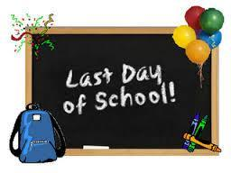 Last Day of School is Friday,  June 4, 2021 Featured Photo