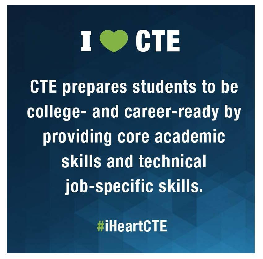 CTE mission statement