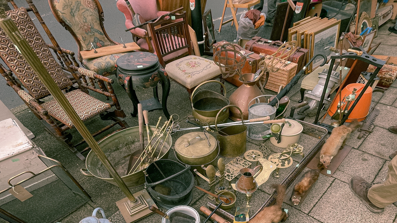surplus items