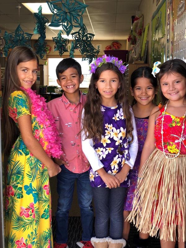 Spirit Day 2 - Mele Kalikimaka Day - A Hawaiian Christmas Thumbnail Image